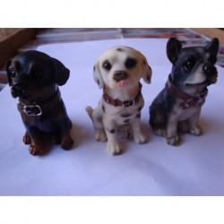 N-7201 Керамические собаки