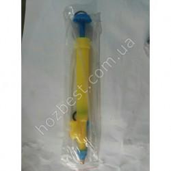 N-1096 Насос желтый для агарода