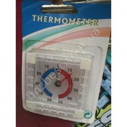 N-668 Термометр квадратный, пластик