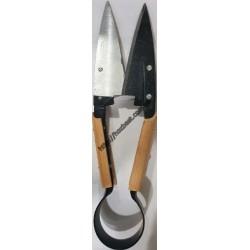 N-4229 ножницы для стрижки овец с деревянной ручкой большие
