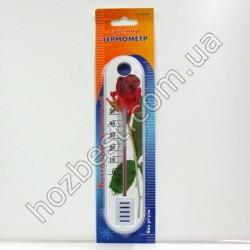 N-678 Термометр комнатный с цветами