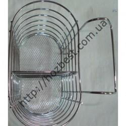 N-4117 подставка для ложек и вилок железная
