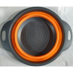 N-5101 Дуршлак раздвижной силиконовый большой
