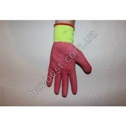 N-972 Перчатка стрейчевая залитая вспененым полиуретаном