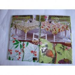 N-1197 Tablecloth волна 120х152см