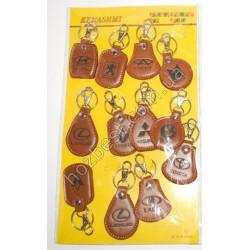 N-219 Брелки для ключей авто 12 шт в упаковке